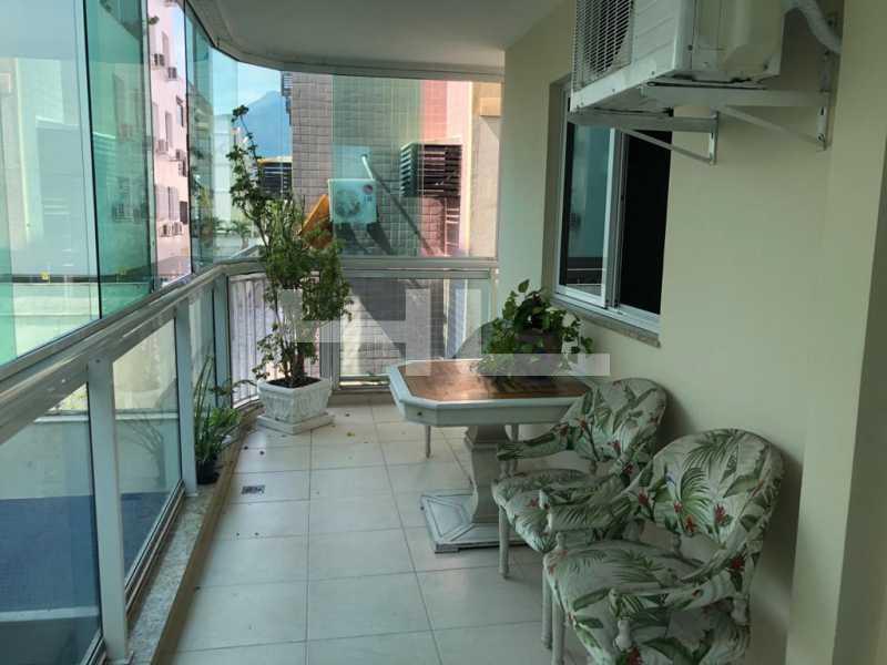 0012. - Apartamento 3 quartos à venda Rio de Janeiro,RJ - R$ 1.690.000 - 01091AP - 10