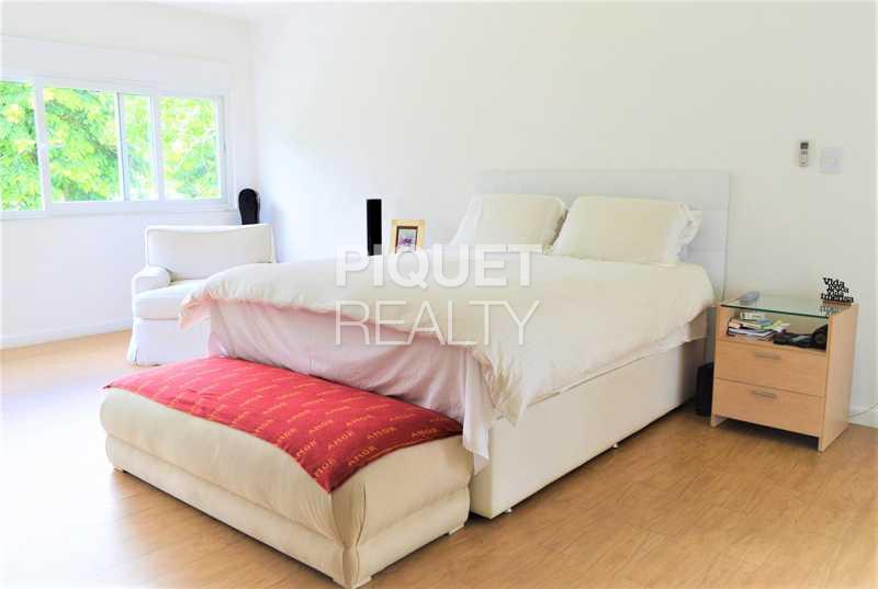 SUITE - Casa em Condomínio 4 quartos à venda Rio de Janeiro,RJ - R$ 4.200.000 - 00100CA - 15