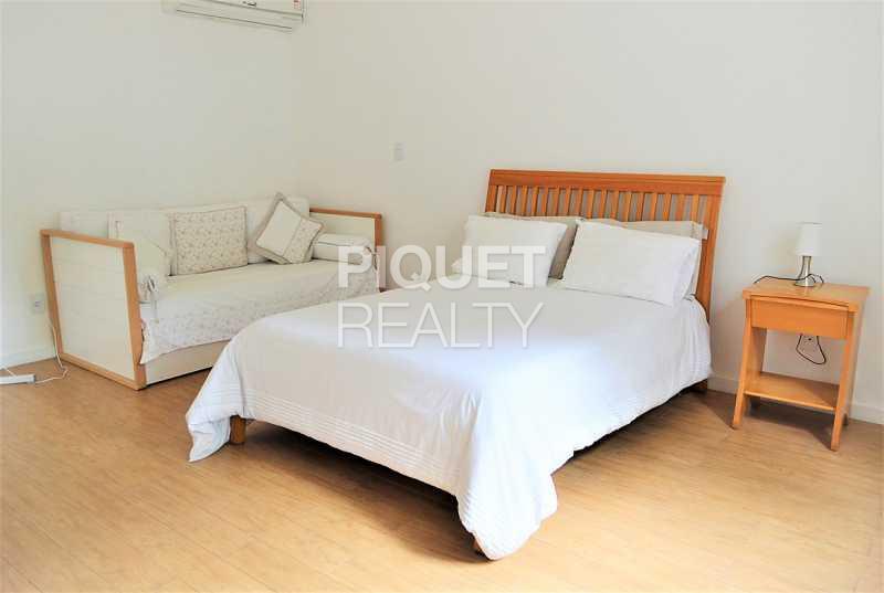 SUITE - Casa em Condomínio 4 quartos à venda Rio de Janeiro,RJ - R$ 4.200.000 - 00100CA - 16