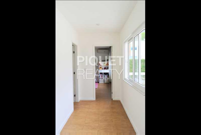 CORREDOR - Casa em Condomínio 4 quartos à venda Rio de Janeiro,RJ - R$ 4.200.000 - 00100CA - 23