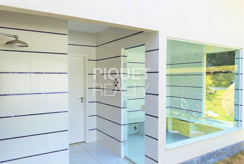 DUCHA / SAUNA - Casa em Condomínio 4 quartos à venda Rio de Janeiro,RJ - R$ 4.200.000 - 00100CA - 29