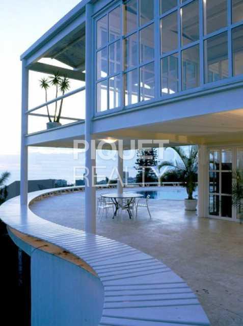 LATERAL - Casa em Condomínio 4 quartos para venda e aluguel Rio de Janeiro,RJ - R$ 18.000.000 - 00009CA - 7