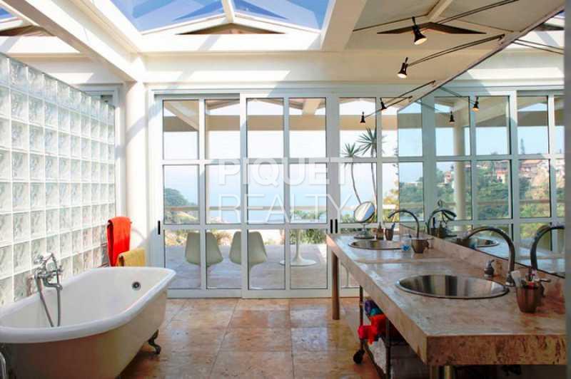 BANHEIRO - Casa em Condomínio 4 quartos para venda e aluguel Rio de Janeiro,RJ - R$ 18.000.000 - 00009CA - 22
