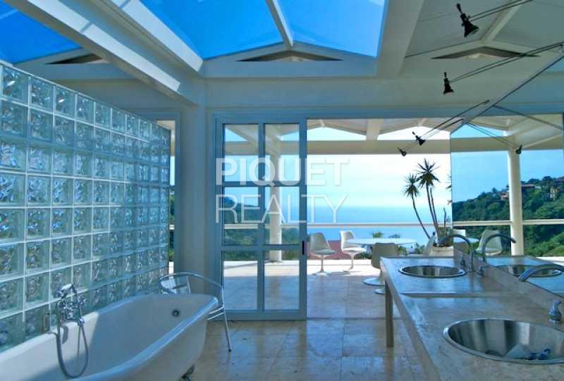 BANHEIRO - Casa em Condomínio 4 quartos para venda e aluguel Rio de Janeiro,RJ - R$ 18.000.000 - 00009CA - 25