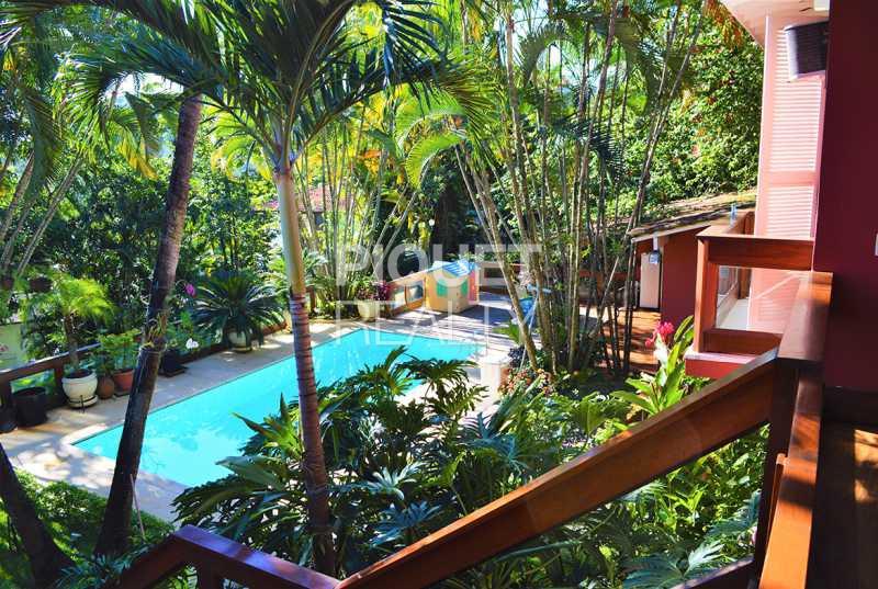 VISTA PISCINA - Casa em Condomínio 5 quartos à venda Rio de Janeiro,RJ - R$ 5.990.000 - 00072CA - 4