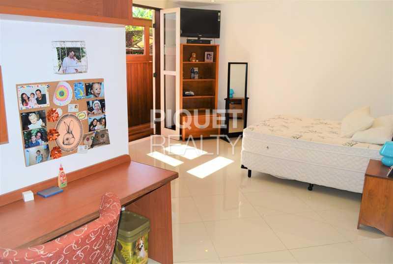 SUITE - Casa em Condomínio 5 quartos à venda Rio de Janeiro,RJ - R$ 5.990.000 - 00072CA - 16