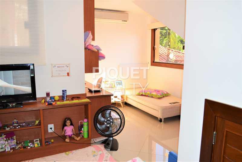 SUITE - Casa em Condomínio 5 quartos à venda Rio de Janeiro,RJ - R$ 5.990.000 - 00072CA - 17