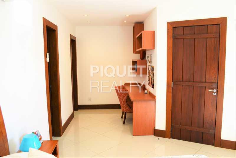 SUITE - Casa em Condomínio 5 quartos à venda Rio de Janeiro,RJ - R$ 5.990.000 - 00072CA - 26