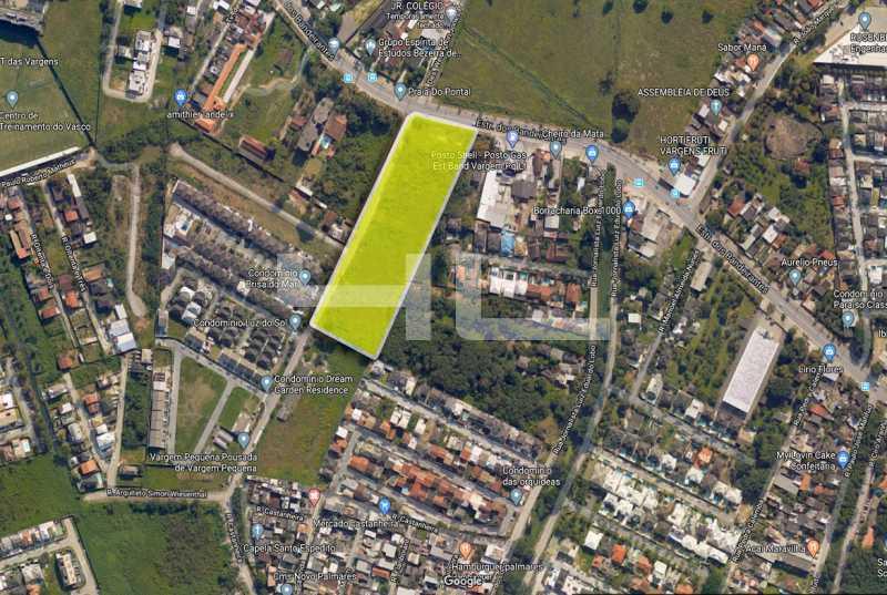 001  - Terreno 14000m² à venda Rio de Janeiro,RJ - R$ 16.800.000 - 01210TE - 1