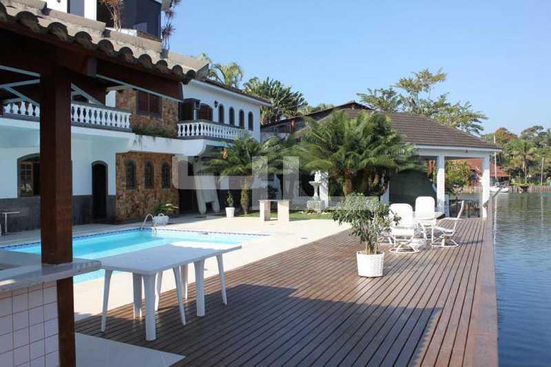 4 - Casa em Condomínio 5 quartos à venda Angra dos Reis,RJ - R$ 3.490.000 - 01218CA - 5