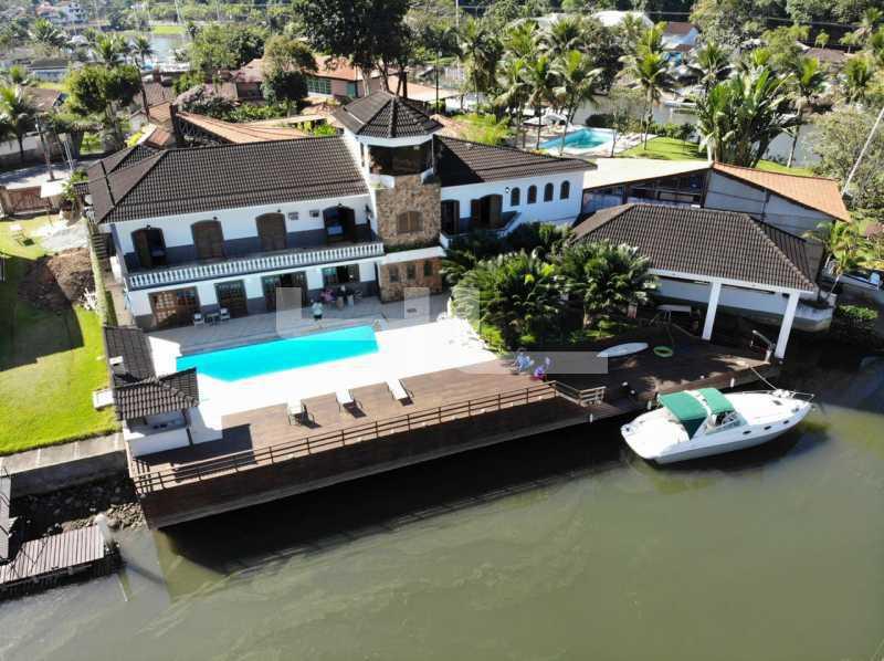 3 - Casa em Condomínio 5 quartos à venda Angra dos Reis,RJ - R$ 3.490.000 - 01218CA - 1