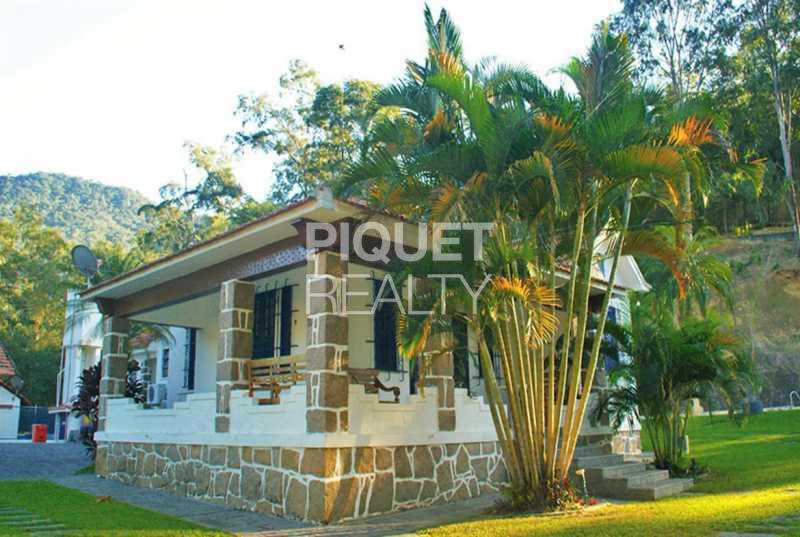 FACHADA - Casa 8 quartos à venda Rio de Janeiro,RJ - R$ 9.000.000 - 00120CA - 3