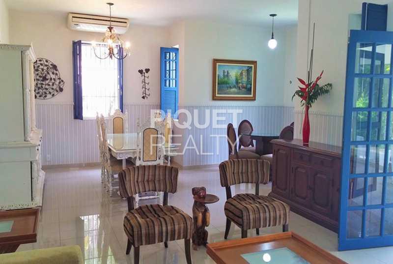 SALA - Casa 8 quartos à venda Rio de Janeiro,RJ - R$ 9.000.000 - 00120CA - 17