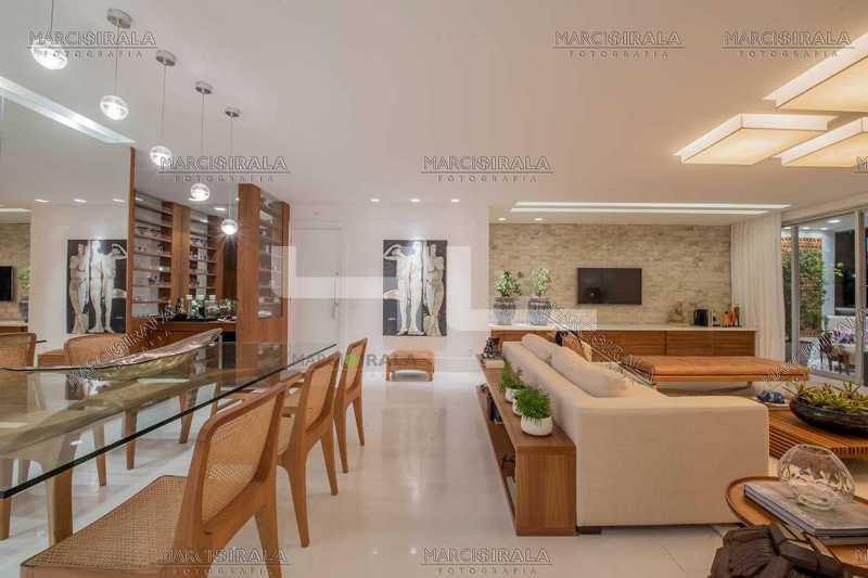 FOR LIVING IMOVEIS - Apartamento 3 quartos à venda Rio de Janeiro,RJ - R$ 2.750.000 - 01228AP - 8
