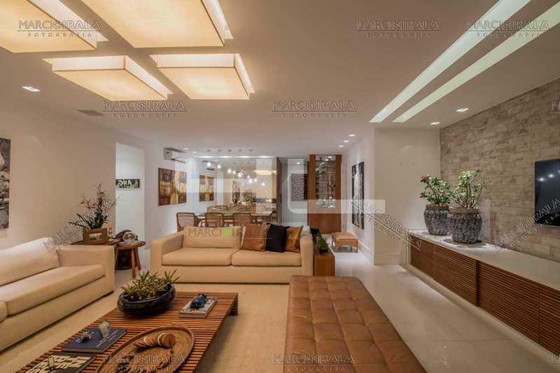 FOR LIVING IMOVEIS - Apartamento 3 quartos à venda Rio de Janeiro,RJ - R$ 2.750.000 - 01228AP - 1