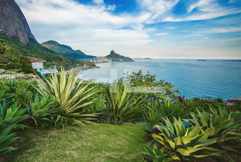 0002 - Casa em Condomínio 7 quartos à venda Rio de Janeiro,RJ - R$ 9.990.000 - 01271CA - 3