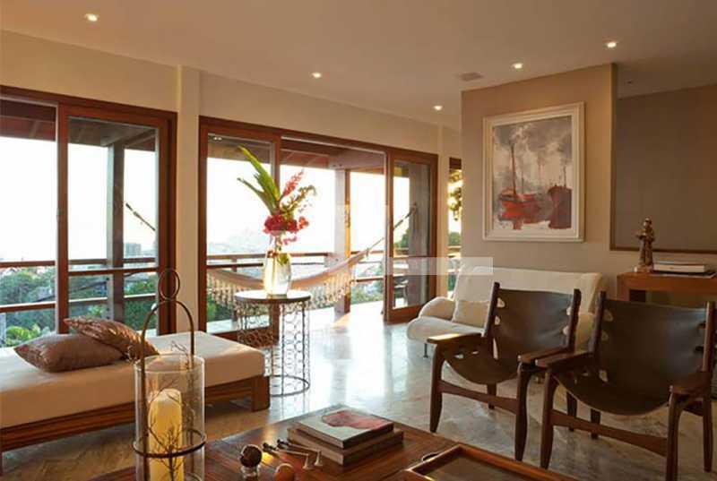 0021 - Casa em Condomínio 7 quartos à venda Rio de Janeiro,RJ - R$ 9.990.000 - 01271CA - 22