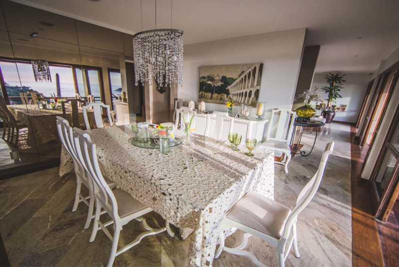 0023 - Casa em Condomínio 7 quartos à venda Rio de Janeiro,RJ - R$ 9.990.000 - 01271CA - 24