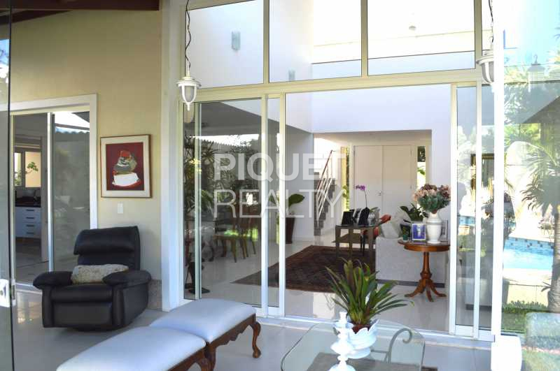 ENTRADA PELA VARANDA - Casa em Condomínio 7 quartos à venda Rio de Janeiro,RJ - R$ 5.200.000 - 00001CA - 13