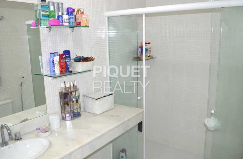 BANHEIRO - Casa em Condomínio 7 quartos à venda Rio de Janeiro,RJ - R$ 5.200.000 - 00001CA - 23