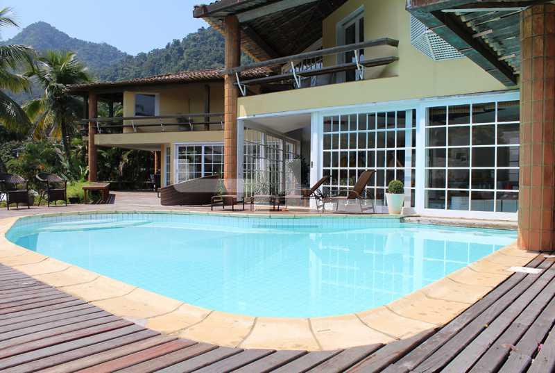 0009 - Casa em Condomínio 5 quartos à venda Angra dos Reis,RJ - R$ 9.000.000 - 01274CA - 4