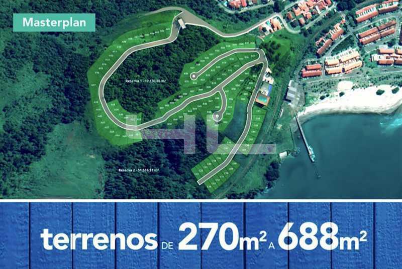 0012 - Terreno 270m² à venda Mangaratiba,RJ Muriqui - R$ 190.000 - 01159TE - 13