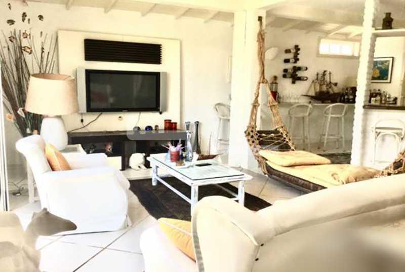 0006 - Casa em Condomínio 3 quartos à venda Armação dos Búzios,RJ - R$ 1.500.000 - 01178CA - 7
