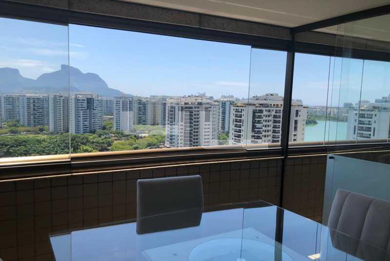 0005 - Cobertura 4 quartos à venda Rio de Janeiro,RJ - R$ 2.100.000 - 01179CO - 6