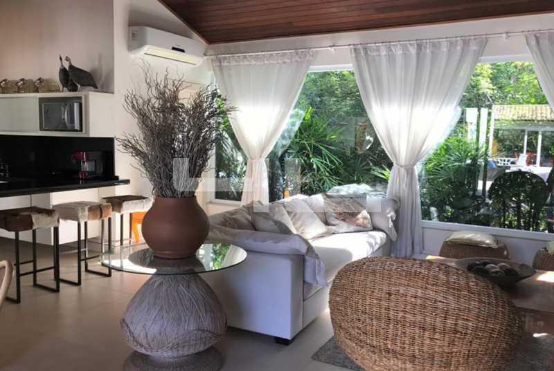 0005 - Casa em Condomínio 4 quartos à venda Armação dos Búzios,RJ - R$ 2.199.000 - 01182CA - 6