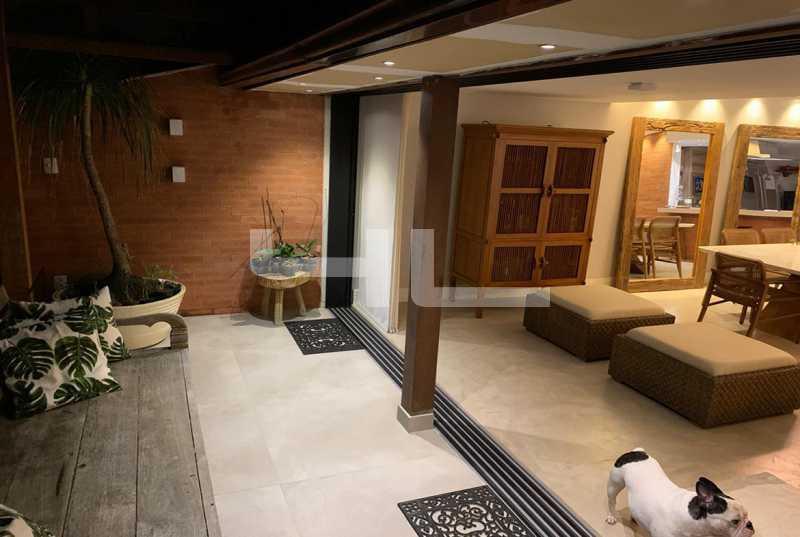 0003 - Cobertura 4 quartos à venda Rio de Janeiro,RJ - R$ 3.800.000 - 01186CO - 4