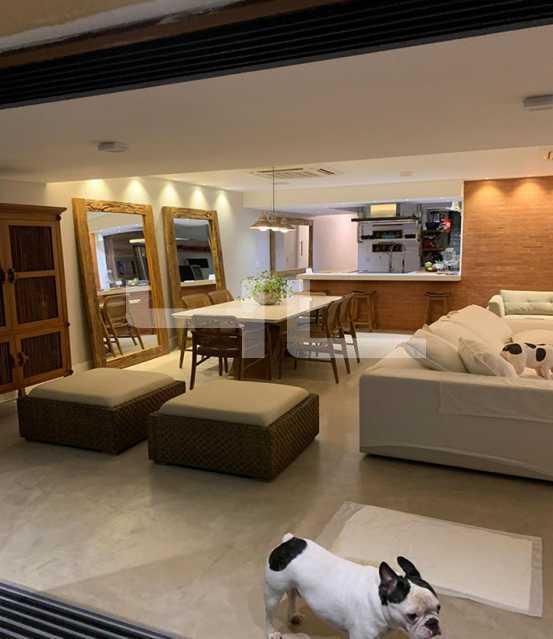 0004 - Cobertura 4 quartos à venda Rio de Janeiro,RJ - R$ 3.800.000 - 01186CO - 5