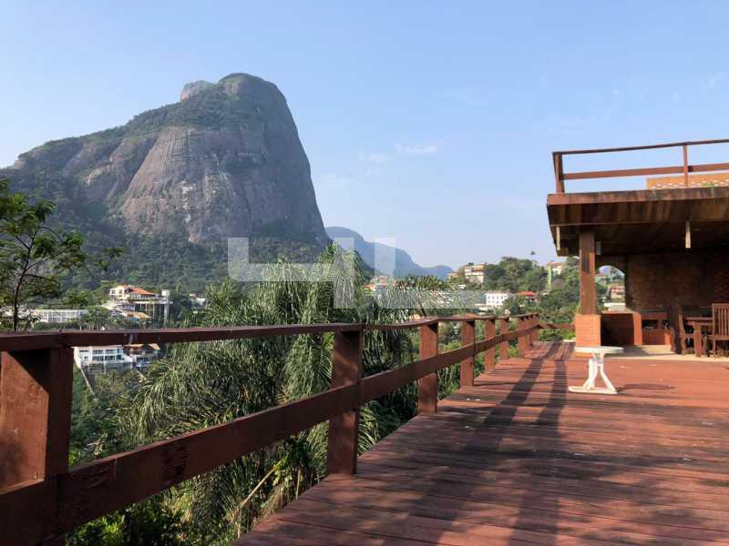 1. - Casa em Condomínio 4 quartos à venda Rio de Janeiro,RJ - R$ 3.500.000 - 01187CA - 1