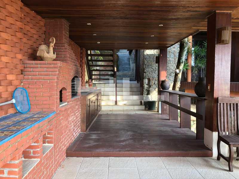 7. - Casa em Condomínio 4 quartos à venda Rio de Janeiro,RJ - R$ 3.500.000 - 01187CA - 8