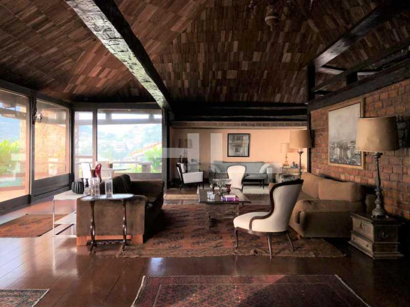 10. - Casa em Condomínio 4 quartos à venda Rio de Janeiro,RJ - R$ 3.500.000 - 01187CA - 11