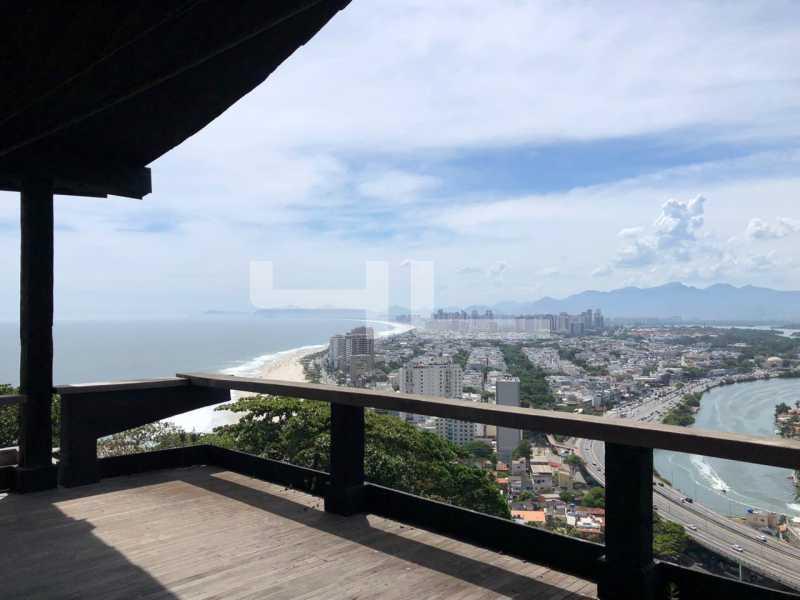 1. - Casa em Condomínio 10 quartos à venda Rio de Janeiro,RJ - R$ 12.000.000 - 01188CA - 1
