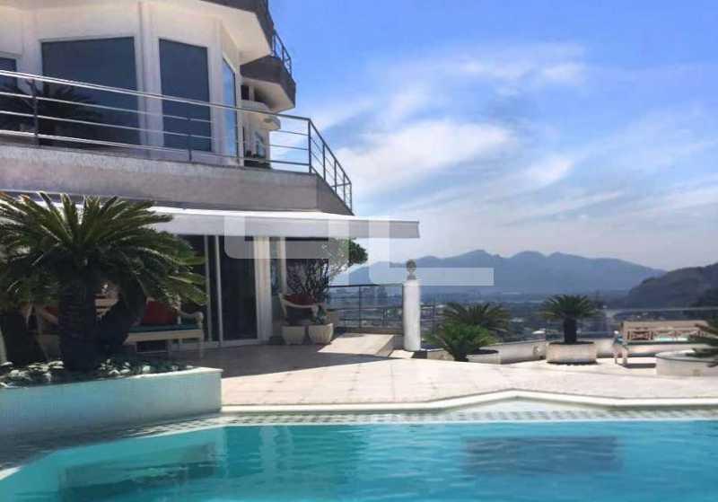 1. - Casa em Condomínio 4 quartos à venda Rio de Janeiro,RJ - R$ 32.500.000 - 01189CA - 1