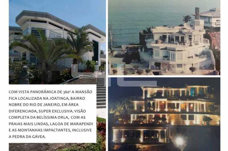 2. - Casa em Condomínio 4 quartos à venda Rio de Janeiro,RJ - R$ 32.500.000 - 01189CA - 3