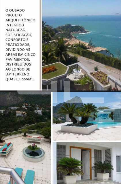 4. - Casa em Condomínio 4 quartos à venda Rio de Janeiro,RJ - R$ 32.500.000 - 01189CA - 5
