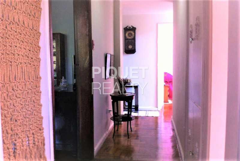 CORREDOR - Apartamento 3 quartos à venda Rio de Janeiro,RJ - R$ 2.239.000 - 00075AP - 8