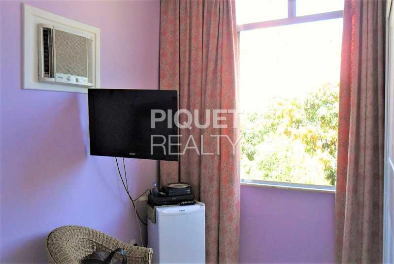 QUARTO - Apartamento 3 quartos à venda Rio de Janeiro,RJ - R$ 2.239.000 - 00075AP - 10
