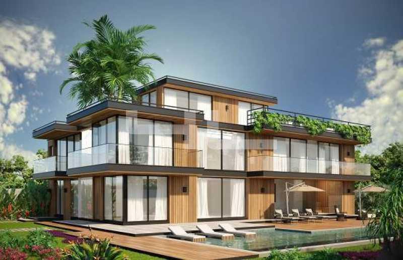 2. - Casa em Condomínio 5 quartos à venda Rio de Janeiro,RJ - R$ 6.500.000 - 01289CA - 1