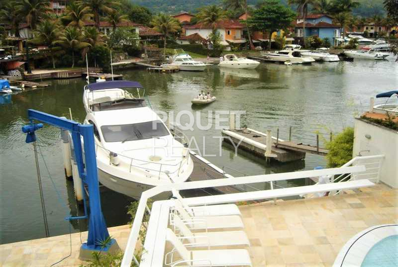 VISTA CANAL - Casa em Condomínio 7 quartos à venda Angra dos Reis,RJ - R$ 7.400.000 - 00137CA - 8