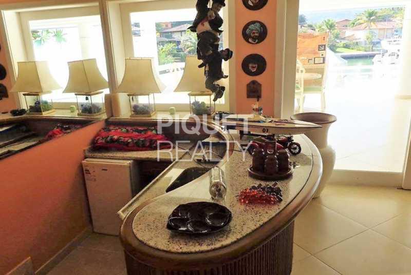 BAR - Casa em Condomínio 7 quartos à venda Angra dos Reis,RJ - R$ 7.400.000 - 00137CA - 14