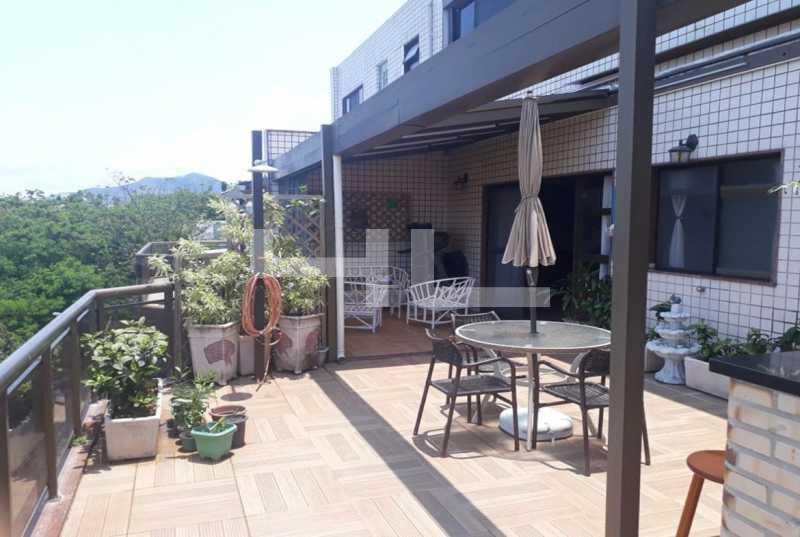 001 - Cobertura 3 quartos à venda Rio de Janeiro,RJ - R$ 950.000 - 01253CO - 1