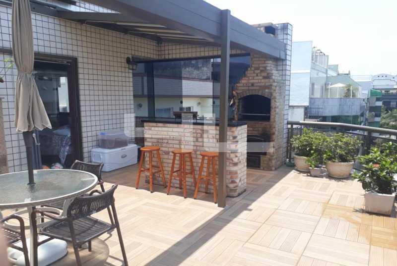 004 - Cobertura 3 quartos à venda Rio de Janeiro,RJ - R$ 950.000 - 01253CO - 5