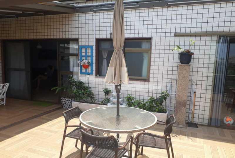 005 - Cobertura 3 quartos à venda Rio de Janeiro,RJ - R$ 950.000 - 01253CO - 6
