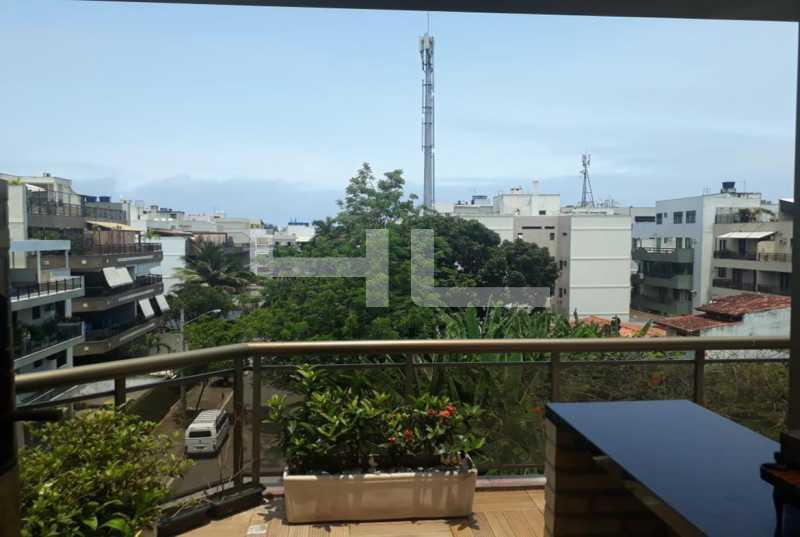 007 - Cobertura 3 quartos à venda Rio de Janeiro,RJ - R$ 950.000 - 01253CO - 8