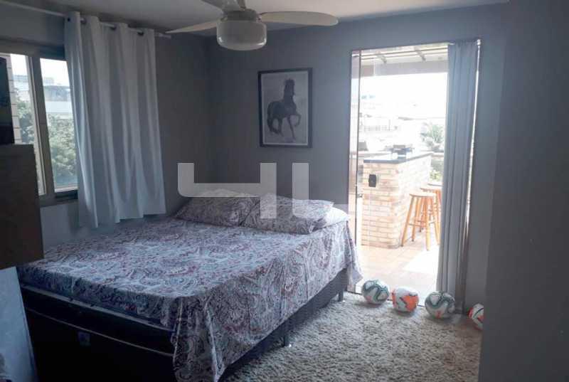 017 - Cobertura 3 quartos à venda Rio de Janeiro,RJ - R$ 950.000 - 01253CO - 18