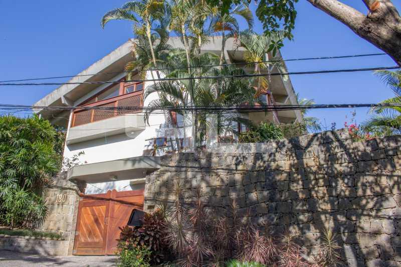 1 - Casa em Condomínio 4 quartos à venda Rio de Janeiro,RJ - R$ 3.400.000 - 01314CA - 1
