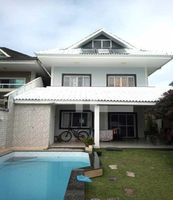 001 - Casa em Condomínio 4 quartos à venda Rio de Janeiro,RJ - R$ 1.900.000 - 01342CA - 1